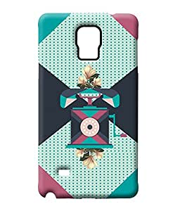 Telephonic Tales - Pro Case for Samsung Note 4