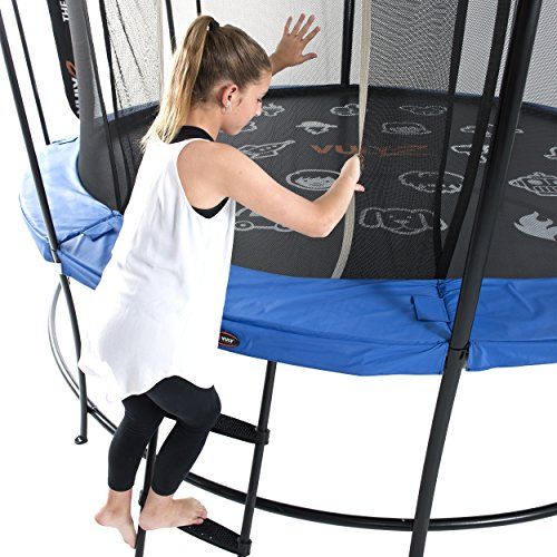 vuly trampoline thunder assembly instructions