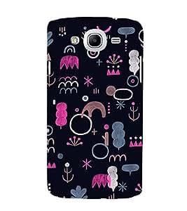 EPICCASE Amusement Park Mobile Back Case Cover For Samsung Galaxy Mega 5.8 I 9150 (Designer Case)