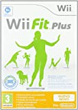 Wii Fit Plus Game Only European Covers, Multi-Language Game