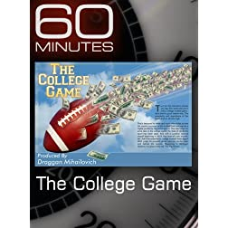 60 Minutes - The College Game