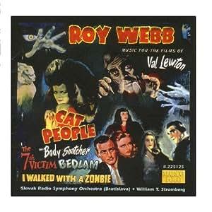Webb: Cat People / The Body Snatcher