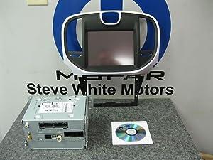 """CHRYSLER 300 NAVIGATION NAV GPS RADIO RB5 UPGRADE 8.4"""" SCREEN MOPAR OEM NEW"""