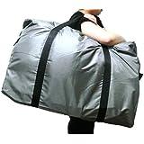 [comoza] 特 大 ボストン バッグ 大容量 カバン でか バッグ 156L アウトドア キャンプ 旅行 カメラ 機材 各種 イベント 用 スポーツ 用具 入れにも 収納 抜群