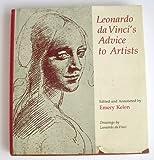 Leonardo da Vinci's advice to artists