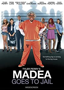 NEW Madea Goes To Jail-the Movie (DVD)