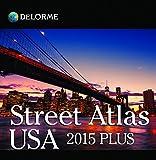 DeLorme Street Atlas USA 2015 Plus
