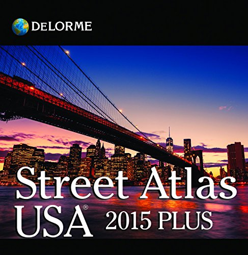 DeLorme Street Atlas USA 2015 Plus (Mapping Software compare prices)