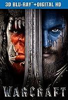 Warcraft [Blu-ray 3D + Blu-ray + Digital HD] by Universal