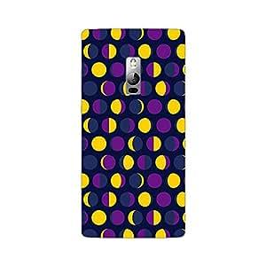 Garmor Designer Plastic Back Cover For OnePlus 2