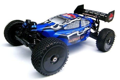 Backdraft 3.5 1/8 Scale Nitro Buggy 4 Wheel Drive