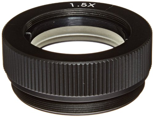 O.C. White Sz-Ob-150 Auxiliary Objective Lens For Prolite Microscopes, 1.5X Magnification