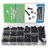 Grip Tools 43164 240-Piece Metric Nut and Bolt Kit