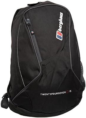Berghaus Twentyfourseven Backpack - Black/Thunder, 15 lt from Berghaus