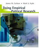 img - for Doing Empirical Political Research book / textbook / text book