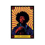 Jimi Hendrix - Reproduction Psychedelic