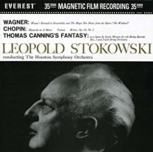 Wagner / Chopin / Canning (HDAD Master)