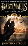 The Ring of Solomon (Bartimaeus Trilogy)