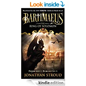 The Ring of Solomon (Bartimaeus Trilogy Book 4)