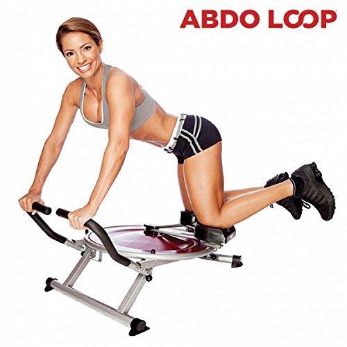Maschine Gerät Bauchmuskeln Multifunktions flachen Bauch Fitness Gym Bauchmuskeln Krafttraining Schaukelfunktion ABS Megafit Profi