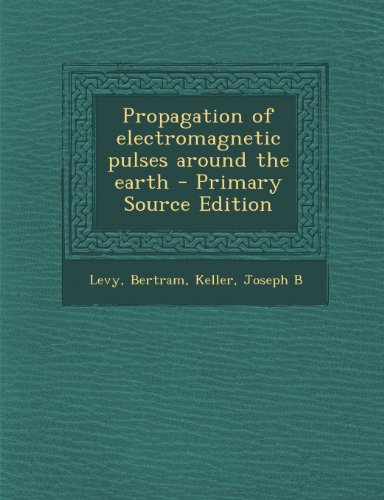 Propagation of electromagnetic pulses around the earth