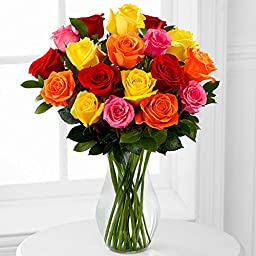 Designer Flowers - Eshopclub - Anniversary Flowers - Wedding Flowers Bouquets - Birthday Flowers - Send Flowers