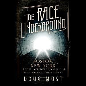 The Race Underground Audiobook