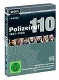 Polizeiruf 110 - Box 15: 1987-1988 (DDR TV-Archiv - 4 DVDs)