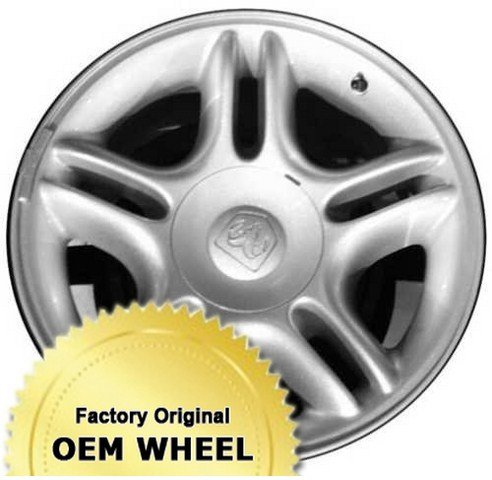 DODGE DAKOTA,DURANGO 17X9 5 DOUBLE SPOKES Factory Oem Wheel Rim- SILVER - Remanufactured pivothead durango ph213 bronze экшн камера
