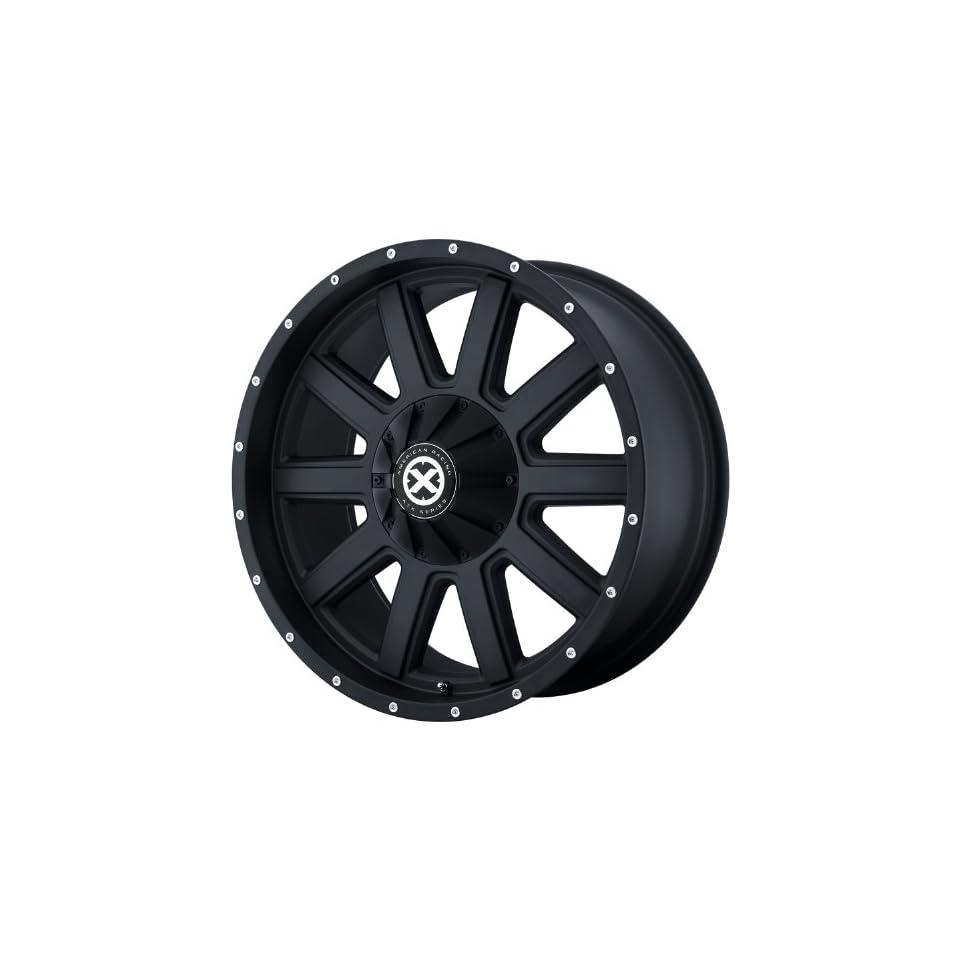 ATX Series Force Wheel with Teflon Coated Finish (17x9/5x135mm)