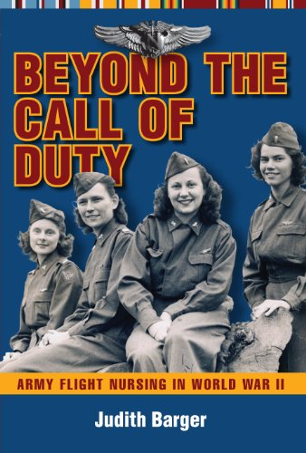 Judith Barger - Beyond the Call of Duty