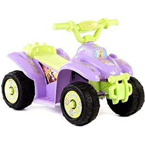 Disney Fairies Tinkerbell Power Wheels Quad Ride On