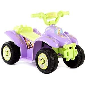 Disney Fairies Tinkerbell Power Wheels Quad Ride On