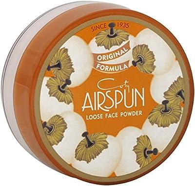 Coty AirSpun Face Powder, Loose, Translucent 2.3 oz