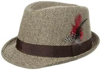 San Diego Hat Women's Microfiber Floppy Hat, Brown, One Size