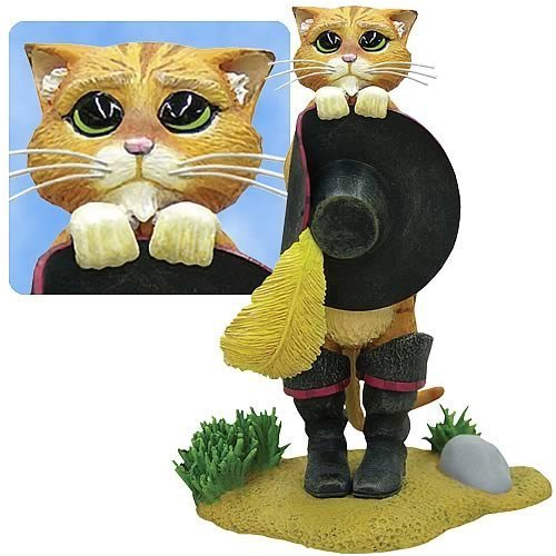 Shrek Puss 'n Boots Statue - Buy Shrek Puss 'n Boots Statue - Purchase Shrek Puss 'n Boots Statue (Attakus, Toys & Games,Categories,Action Figures,Statues Maquettes & Busts)