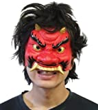 One side mask Oni (japan import)