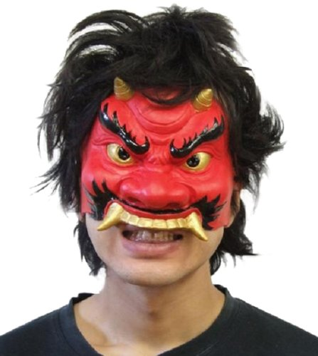 One side mask Oni
