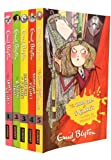 Enid Blyton Enid Blyton Series Collection St Clare's 5 Books Set (The Twins At St Clare's, The O' Sullivan Twins, Summer Term At St Clare's, Second From At St Clare's, The Third From At St Clare's)