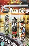 Bg International - Lot de 3 Minis Skates