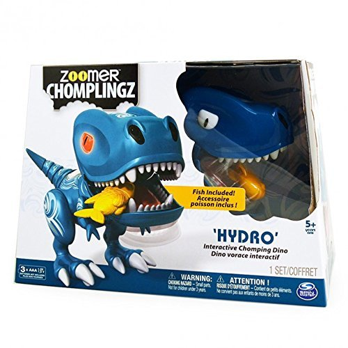 Zoomer Chomplingz - Hydro Dino Interactive Dinosaur