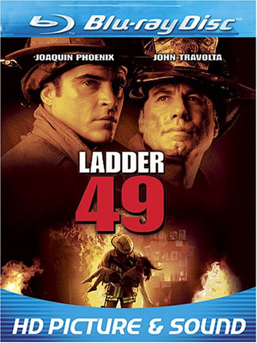 Cover art for  Ladder 49 [Blu-ray]