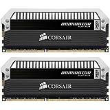 Corsair CMD16GX3M2A2400C10 Dominator Platinum 16GB (2x8GB) DDR3 2400 Mhz CL10 Enthusiast Desktop Memory Kit