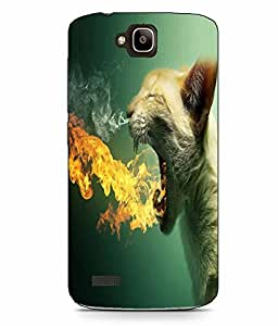 Case Cover Printed Back Cover for Huawei Honor Holly