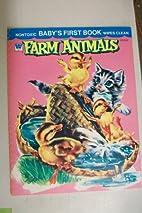 Farm Animals (Nontoxic Baby's First Book…