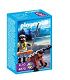 Playmobil 4870 Lion Knight Cannon Guard