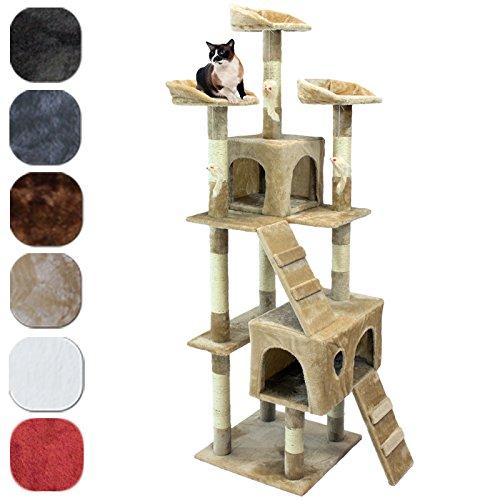 Sams-Pet-Kratzbaum-Amy-Hhe-170-cm-6-verschiedene-Farben