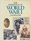 The Experience of World War I (0333446143) by Winter, Jay