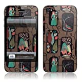 V&A 'Amnmt' iPhone 4 Skin||EVAEX