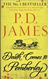 Death Comes to Pemberley James P D